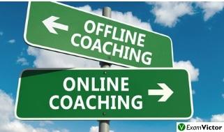 Offline Coaching or Online Coaching